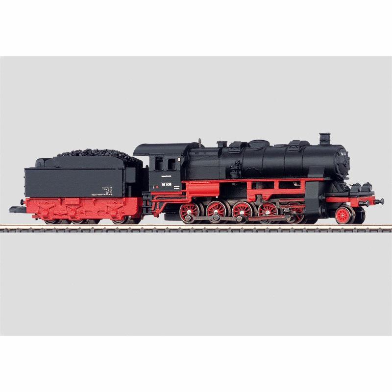 メルクリン 1/220 Zゲージ DB58形 蒸気機関車