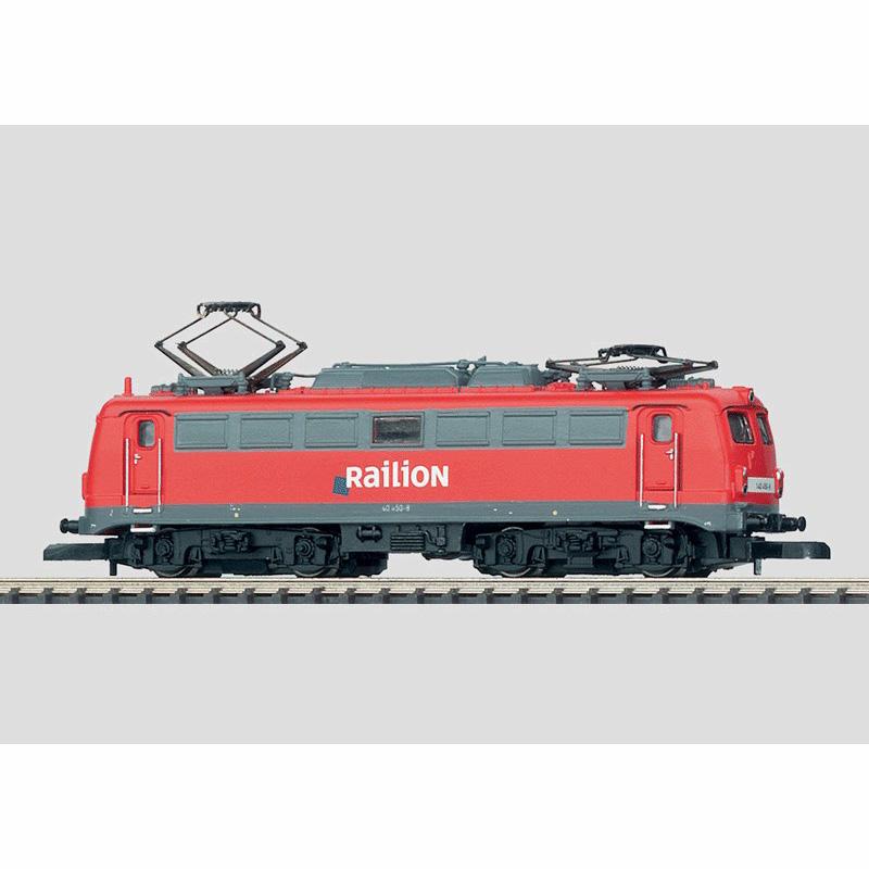 メルクリン 1/220 Zゲージ DBAG140形 電気機関車 (Railion)