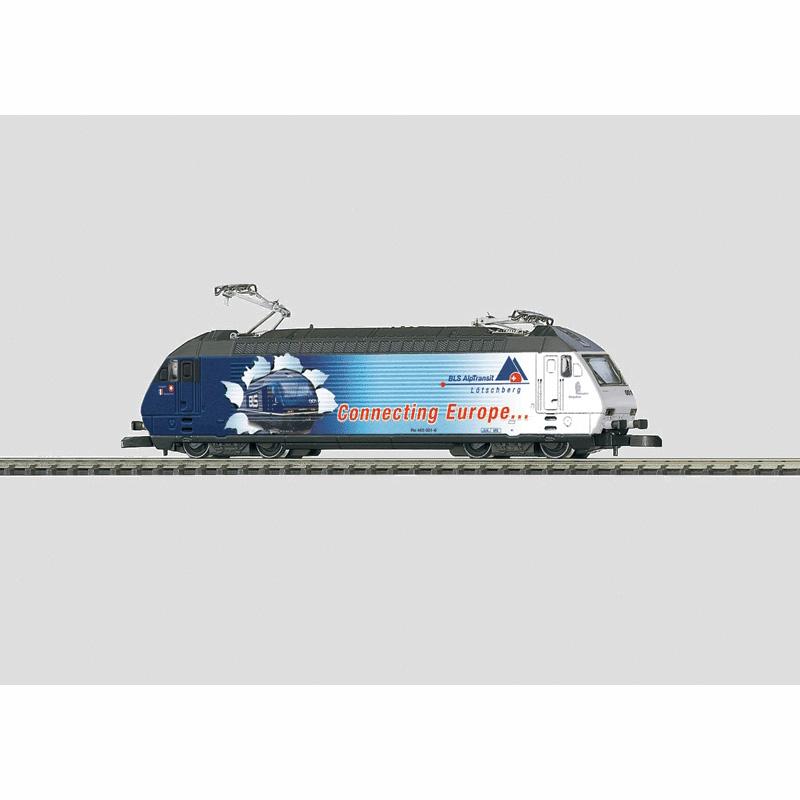 メルクリン 1/220 Zゲージ BLS465形 電気機関車