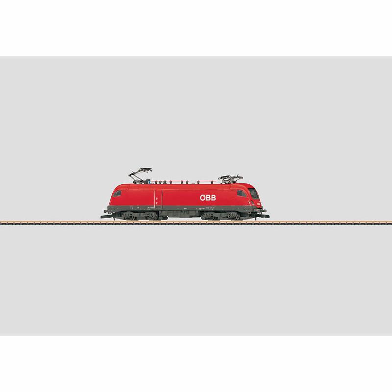 メルクリン 1 OBBタウラス/220 Zゲージ 1/220 OBBタウラス Zゲージ 電気機関車, 油彩画SHOP ART:401dde9d --- officewill.xsrv.jp