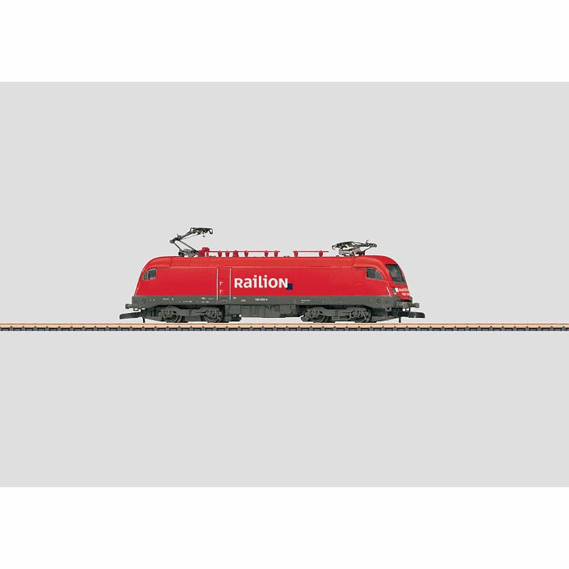 メルクリン 1/220 Zゲージ (Railion) Zゲージ 電気機関車 DBAG182形 電気機関車 (Railion), PAJABOO:cae19e0b --- officewill.xsrv.jp