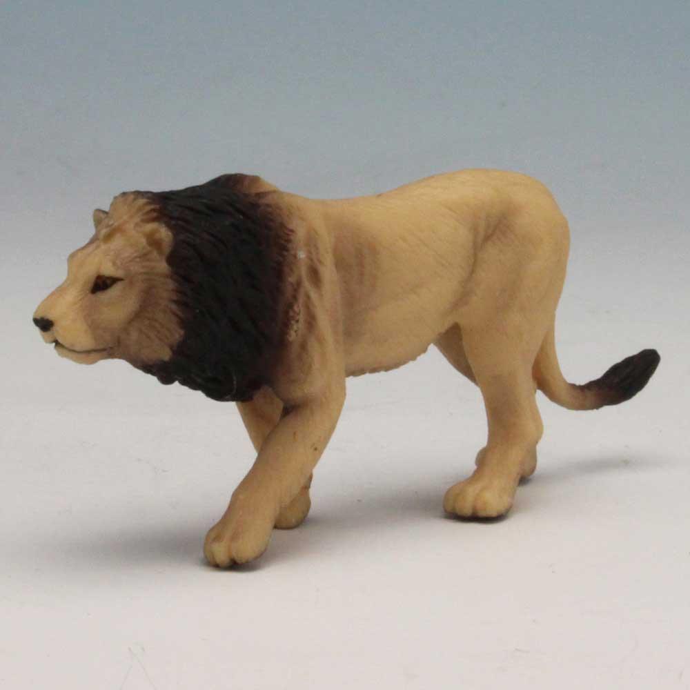 塗装済み完成品 アニマルプラネット 入荷予定 ブリスターミニフィギュア 動物シリーズ ライオン 供え