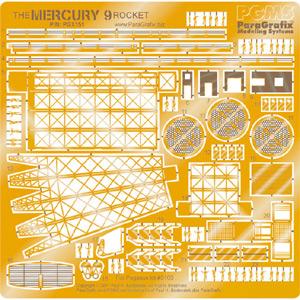 日本国内 メール便 限定Special Price ネコポス選択可 パラグラフィックス マーキュリー9 1 350 エッチングパーツセット 数量限定