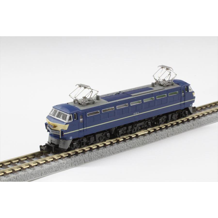 ロクハン Zゲージ EF66形電気機関車 前期型 国鉄色 ヒサシなし