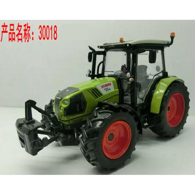 USK 1/32 クラース アトス350農業用トラクター「USKバージョン」