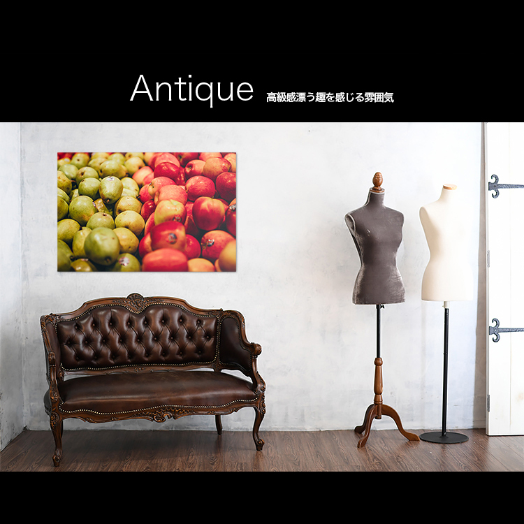 アートパネルで部屋をおしゃれに!壁掛けアートフレーム インテリア小物 artmart アートマート 人気のファブリックパネル、アートボードやアートポスター。 食べ物_フルーツ_ITK_0887
