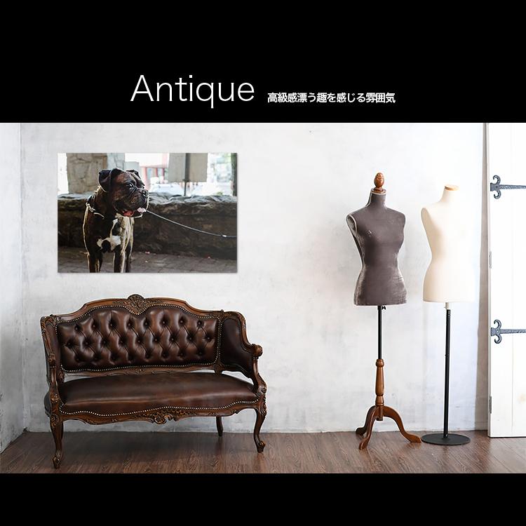 アートパネルで部屋をおしゃれに!壁掛けアートフレーム インテリア小物 artmart アートマート 人気のファブリックパネル、アートボードやアートポスター。 動物_犬_ITK_0870
