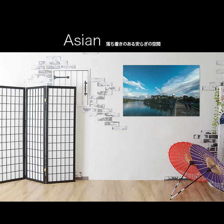 アートパネルで部屋をおしゃれに!壁掛けアートフレーム インテリア小物 artmart アートマート 人気のファブリックパネル、アートボードやアートポスター。 風景_川_itk-2338