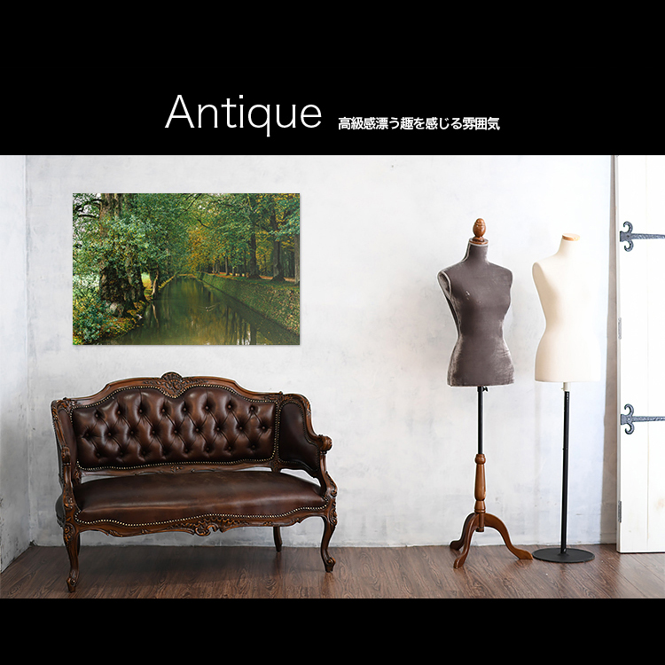 アートパネルで部屋をおしゃれに!壁掛けアートフレーム インテリア小物 artmart アートマート 人気のファブリックパネル、アートボードやアートポスター。 風景_川_itk-2728
