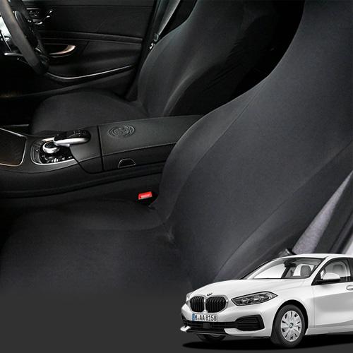 【激安5倍セール】 レザーシートを傷や汚れシワから守るおすすめシートカバー キックガード機能付き 純正を超えるフィット感 吸汗速乾 抗菌 洗濯できる 運転席 助手席 Dr.カバー BMW 1シリーズ 118i M135i M Sport Lot-NA02