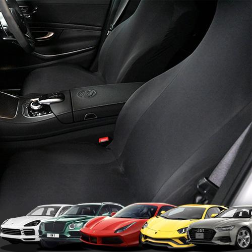 業界初 レザーシートを傷や汚れシワから守るおすすめシートカバー キックガード機能付き純正を超えるフィット感 吸汗速乾 抗菌 洗濯できる 運転席と助手席のセット ディーラーのメカニック達が絶賛 Dr.カバー誕生 AMG GT Cクラス Gクラス UX LC LX カイエン A7 など対応