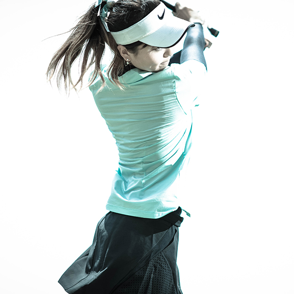 ★I gain confidence by golf to be blown off! A driver and the compression  inner who increases a flying distance for iron! The popular wear, clothes