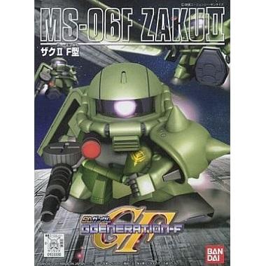 BANDAI SD Gundam BB soldier 218 rucksack II F type (SD Gundam GGENERATION-F)