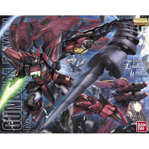 BANDAI 1/100 MG ガンダムエピオン EW version (new movement account of war Gundam W Endless Waltz)