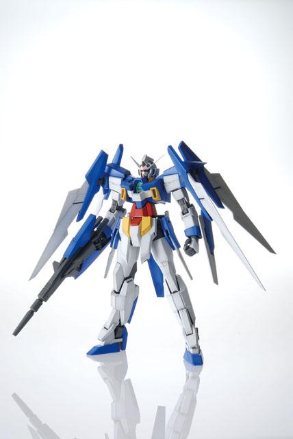 BANDAI 1/100 MG Gundam AGE-2 normal (Mobile Suit Gundam AGE)
