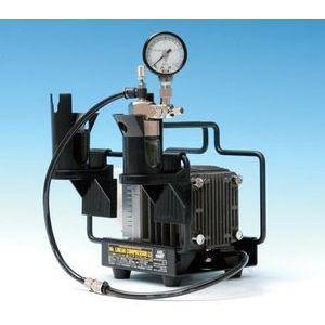 GSIクレオス Mr.リニアコンプレッサーL5/圧力計付レギュレーターセット PS313
