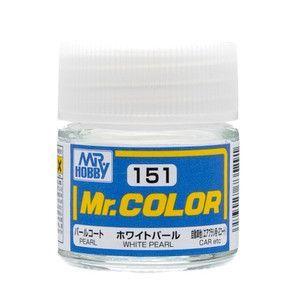 GSI Creos Mr. color C151 white pearl