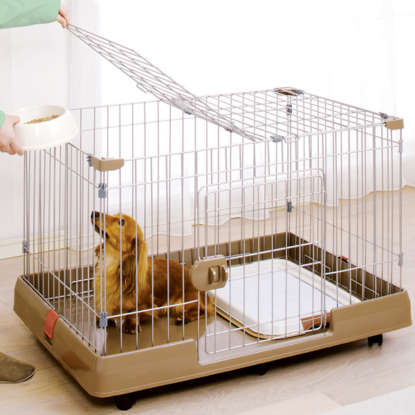hobbytoy | Rakuten Global Market: Loom cage RKG-900L Brown [IRIS ...