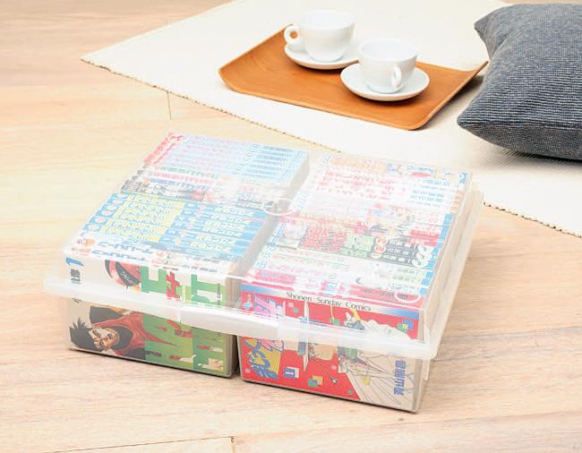 Cartoon This Maximum Storage 40 Books! Comic This Storage Box Wide CMB 35 W  ...