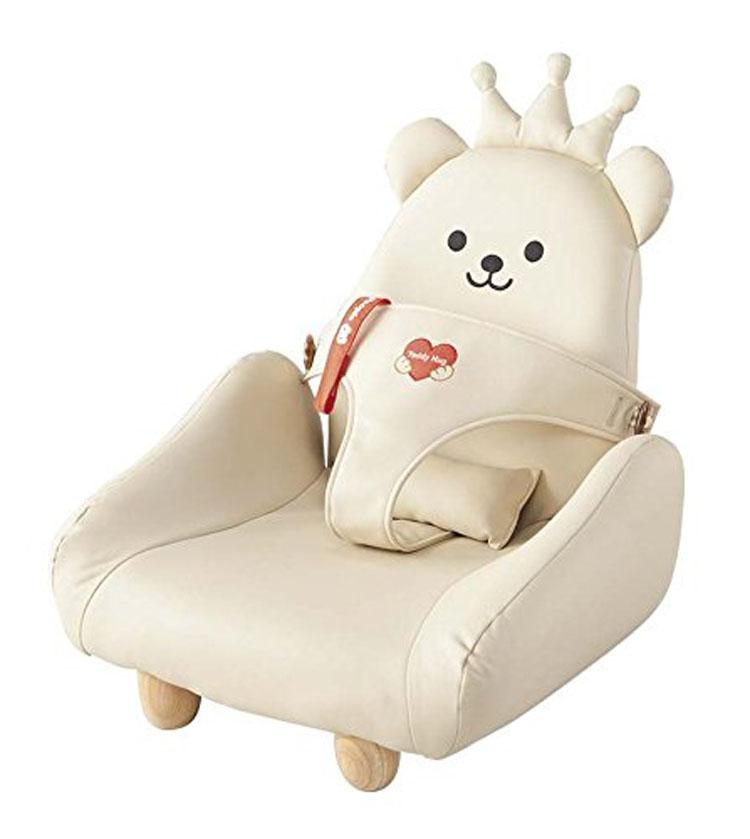 テディハグ 送料無料 イス チェア ベビー キッズ 赤ちゃん リビングベッド 座椅子 かわいい ギフト プレゼント ピープル 【TC】