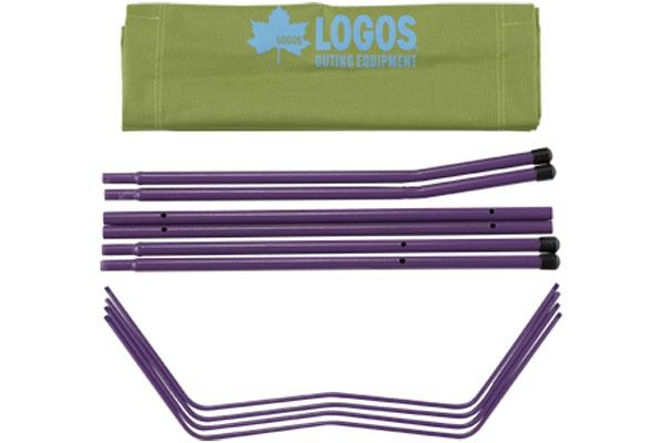 ロゴス(LOGOS) コンパクトキャンプベッド-N[おしゃれ テント キャンプ アウトドア レジャー バーベキュー BBQ 登山]
