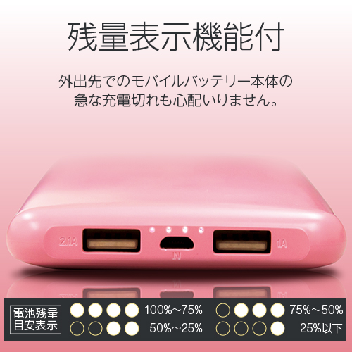 Mobile battery capacity weight