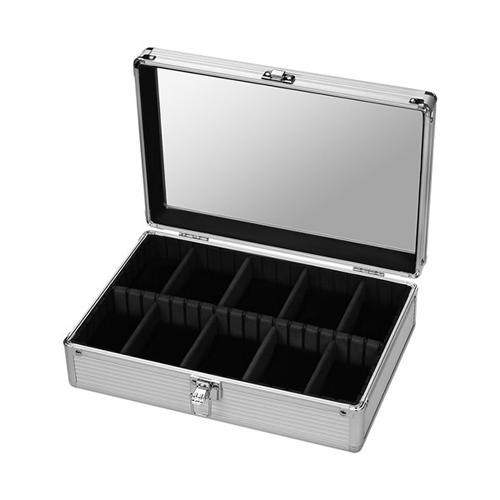 安値 エスプリマ 10本収納アルミケース SE54020AL ホビー インテリア 品質検査済 雑貨品 雑貨 AS
