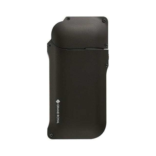 【IQOS(アイコス)ケース】IQOS Aluminum Case(BLACK) アイコスケース アイコス IQOS ケース [▲][C]