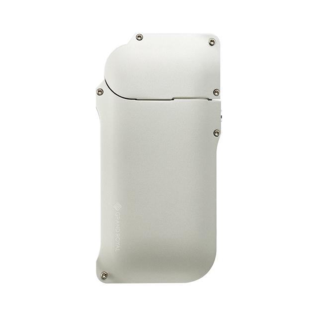 【IQOS(アイコス)ケース】IQOS Aluminum Case(SILVER) アイコスケース アイコス IQOS ケース [▲][C]