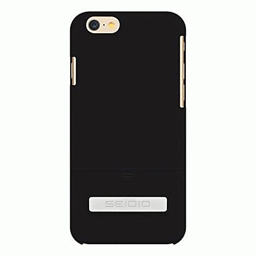 iPhone6 iPhone6s 予約販売 ケース ハード お買い物マラソン限定50円OFFクーポン iPhone 6S 6 スマートフォンケース スマホケース Kickstand G 共通 SURFACE Black 市場