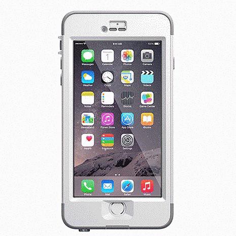 iPhone 6 Plus LifeProof/nuud/SV スマートフォンケース スマホケース 防水ケース 防水スマホケース 海 風呂 [▲][G]