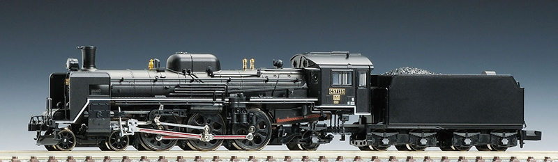 【トミックス/TOMIX】C57形蒸気機関車(135号機) 鉄道模型 Nゲージ 蒸気機関車[▲][ホ][F]