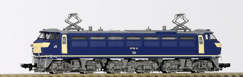 【トミックス/TOMIX】EF66 0(中期型・JR貨物新更新車) 鉄道模型 Nゲージ 電気機関車[▲][ホ][F]