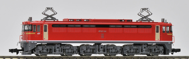 【トミックス/TOMIX】EF67 100(更新車) 鉄道模型 Nゲージ 電気機関車[▲][ホ][F]