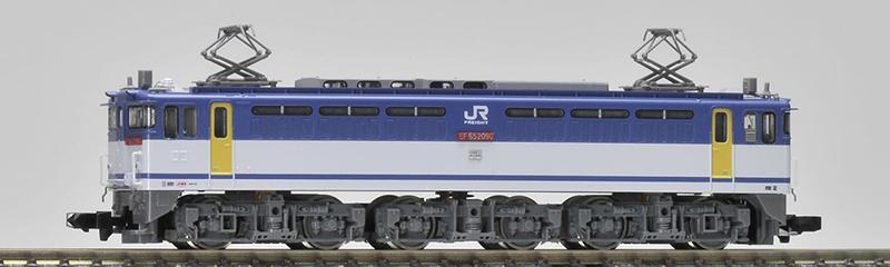 お買い物マラソン限定50円OFFクーポン 価格 トミックス TOMIX EF65 2000 JR貨物更新車B 鉄道模型 F 実物 ホ Nゲージ 電気機関車