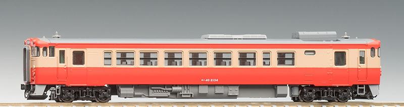 【トミックス/TOMIX】キハ40 2000(JR西日本更新車・2134番ノスタルジー) 鉄道模型 Nゲージ 気動車 ディーゼルカー DC[▲][ホ][F]