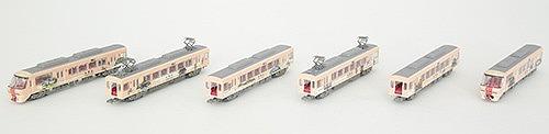 【トミーテック/TOMYTEC】鉄コレ西鉄8000形旅人6両 鉄道模型 Nゲージ 西日本鉄道[▲][ホ][F]