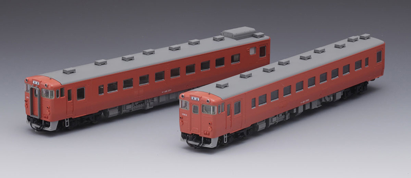 【トミックス/TOMIX】キハ48-300ディーゼルカーセット 鉄道模型 Nゲージ 気動車 ディーゼルカー DC[▲][ホ][F]