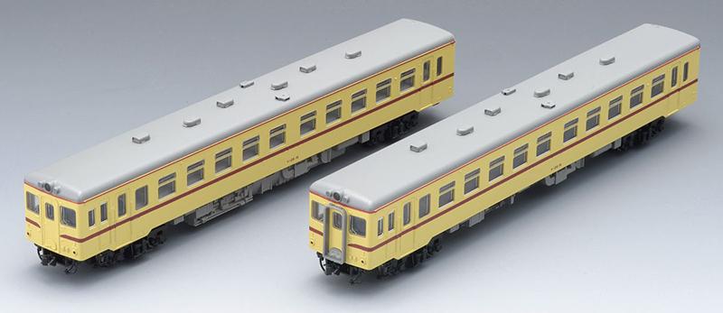 【トミックス/TOMIX】キハ26形ディーゼルカー(準急色・バス窓)セット 鉄道模型 Nゲージ 気動車 ディーゼルカー DC[▲][ホ][F]