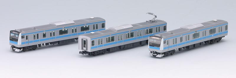 【トミックス/TOMIX】E233-1000系通勤電車(京浜東北線)基本3両セット 鉄道模型 Nゲージ 通勤型[▲][ホ][F]