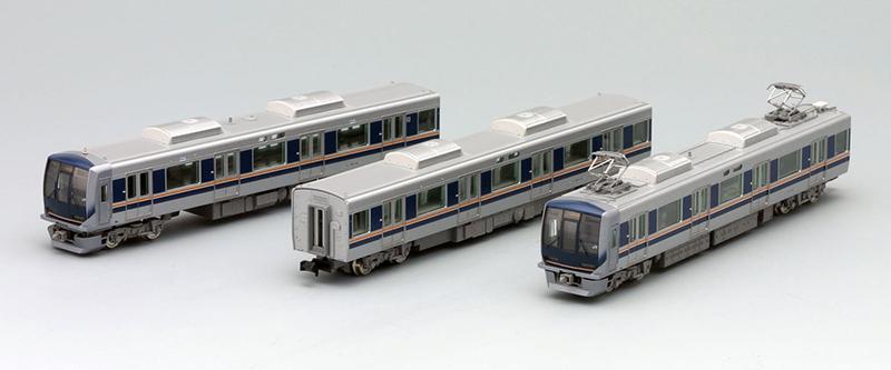 【トミックス/TOMIX】321系通勤電車(2次車)基本セット3両 鉄道模型 Nゲージ 近郊型[▲][ホ][F]