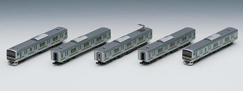 【トミックス/TOMIX】E231-1000系近郊電車(東海道線)基本B5両セット 鉄道模型 Nゲージ 通勤型[▲][ホ][F]