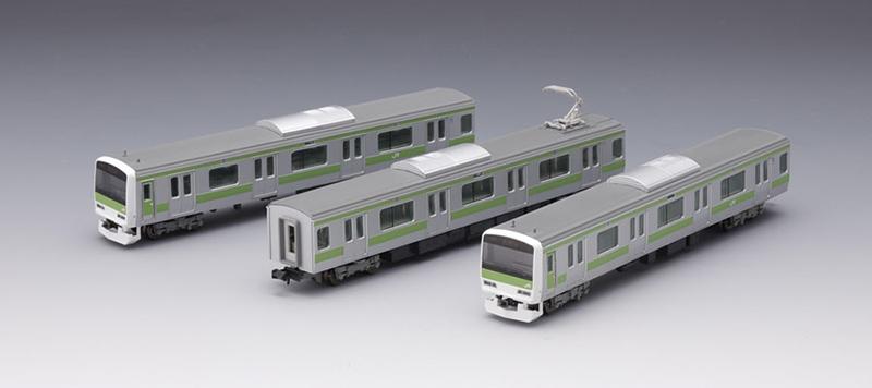 【トミックス/TOMIX】E231-500系通勤電車(山手線)基本3両セット 鉄道模型 Nゲージ 通勤型[▲][ホ][F]
