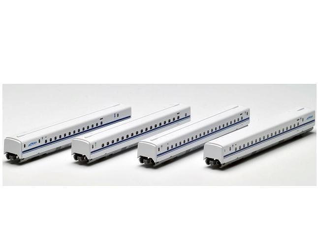 【トミックス/TOMIX】N700-0系 東海道・山陽新幹線 増結セットA 4両 鉄道模型 Nゲージ 新幹線[▲][ホ][F]