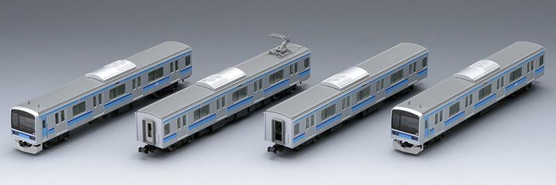 【トミックス/TOMIX】E231 800系通勤電車基本セット 鉄道模型 Nゲージ 通勤型[▲][ホ][F]