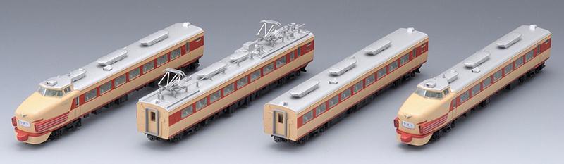 【トミックス/TOMIX】485系特急電車(初期型)基本セット[▲][ホ][F]