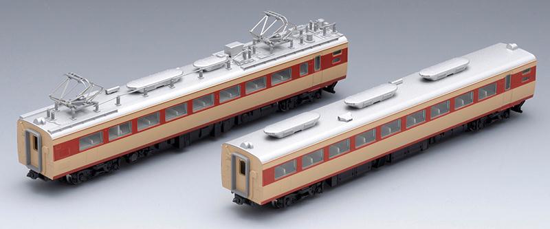 【トミックス/TOMIX】485(489)系特急電車(初期型)増結セット(M) 鉄道模型 Nゲージ 特急型[▲][ホ][F]