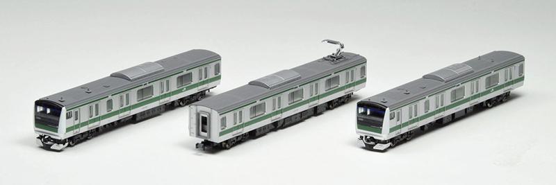 【トミックス/TOMIX】E233 7000系通勤電車(埼京・川越線)基本セット 鉄道模型 Nゲージ 通勤型[▲][ホ][F]
