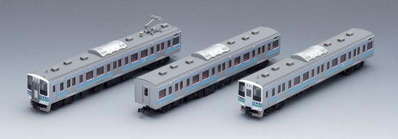 【トミックス/TOMIX】211 3000系近郊電車(長野色)セット 鉄道模型 Nゲージ 近郊型[▲][ホ][F]