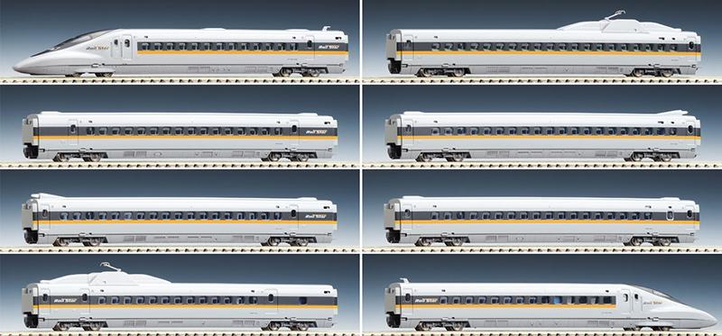 【トミックス/TOMIX】700 7000系山陽新幹線(ひかりレールスター)セット 鉄道模型 Nゲージ 新幹線[▲][ホ][F]